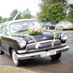 Pulmaauto vana Volga
