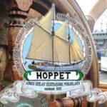 Purjelaev Hoppet / Rolls-Royce uunikumid